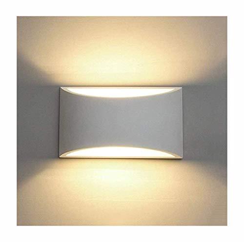 %Éclairage de chevet Applique murale extérieure moderne minimaliste de balcon d'escalier d'extérieur de la lumière LED (Couleur : Lumière blanche)