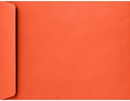 9 x 12 favorite Open End Envelopes - 1000 for Perfect Financial sales sale C Qty Tangerine