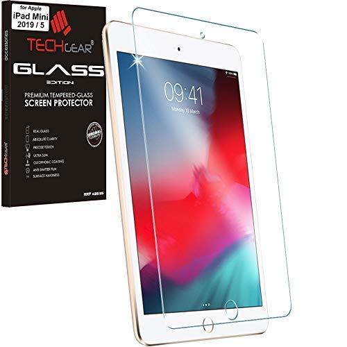 TECHGEAR Vidrio Compatible con iPad Mini 5 / iPad Mini 4 -...