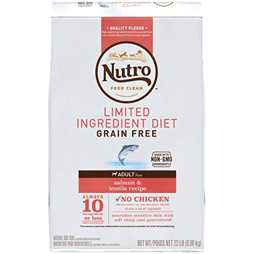 Nutro Adult Diet Limited Ingredient Dry Dog Food