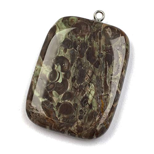 Simple y elegante Colgantes de cristal, colgantes de ágata de piedra natural son irregulares y exquisitos en forma Colgantes de DIY Accesorios de DIY Colgante de piedra Unisex adecuado para bodas y re
