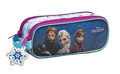 Disney Frozen-La Reina De Hielo Frozen Elsa Anna Olaf, estuche y estuche (S513), 21x 8x 6cm de Ragusa-Trade