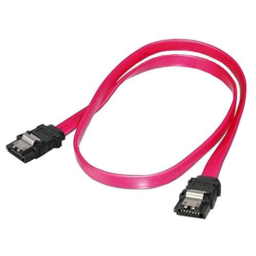 Premium Cord 0,5 m Cable de Datos SATA 1, 5/3, 0 Gbit/S,...