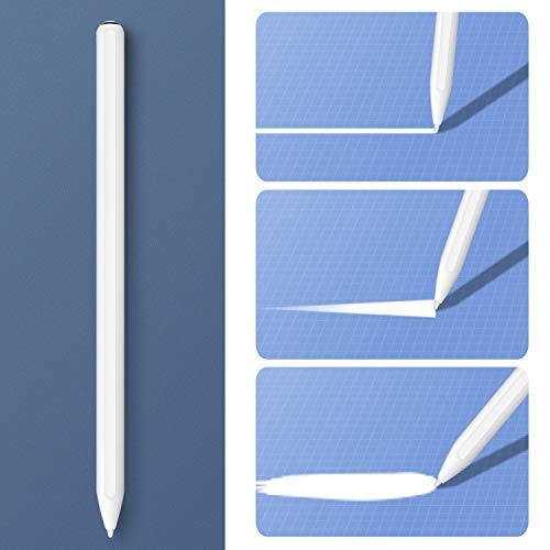 iPad Stylus Pen Compatible with Apple iPad - iPad Pencil with Tilt, Palm Rejection, No Lag, High Precision, for iPad Pro (11/12.9'),iPad 6th, iPad Air 3rd Gen, iPad Mini 5th