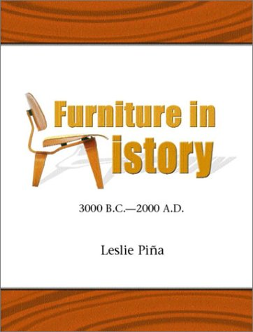 Furniture in History: 3000 B.C. - 2000 A.D.