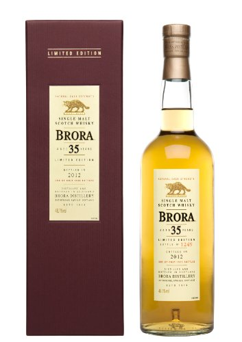 Brora (silent) - 2012 Special Release - 1977 35 year old Whisky