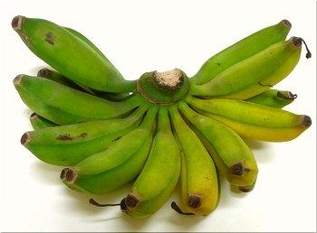 石垣島産の「島バナナ」1〜3房(約1,2〜1,5kg前後)