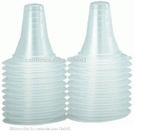 20 Stück Schutzkappen für Infrarotthermometer der gesamten Thermoscan Serie inkl. Bosotherm. Für hygienische Sauberkeit beim Messen