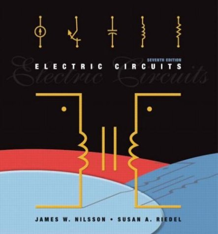 Electric Circuits (7th Edition)