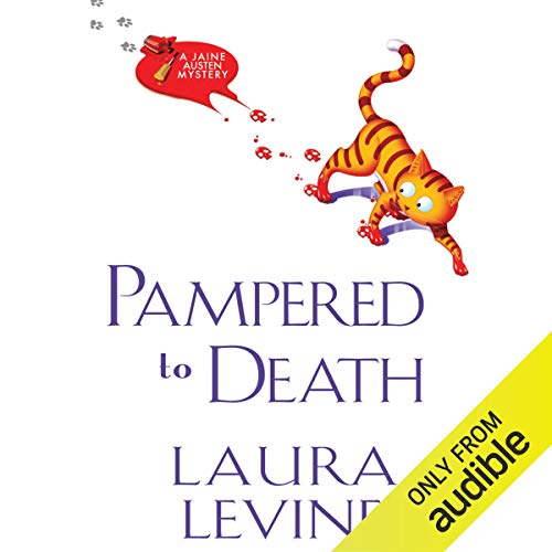 Pampered to Death cover art