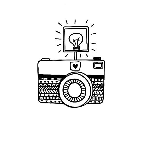 Axlgw Wandtattoos Heiße Bilder Auf Der Kamera Vinyl Selbstklebende Wandaufkleber Home Decoration Für Wohnzimmer Hintergrundgröße 42X31Cm