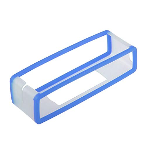 Capa protetora portátil de silicone macio para caixa de som Bose Soundlink Mini Bluetooth Speaker Accessories Mini Capa protetora com moldura portátil