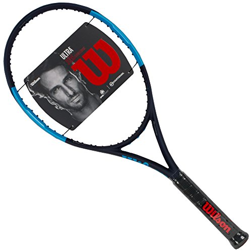Price comparison product image Wilson Ultra 105S Countervail Tennis Racquet,  Unstrung (4 1 / 4)