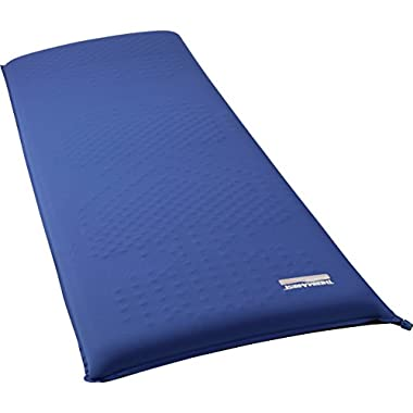 Therm-a-Rest LuxuryMap Self-Inflating Foam Camping Mattress, X-Large - 30 x 77 Inches