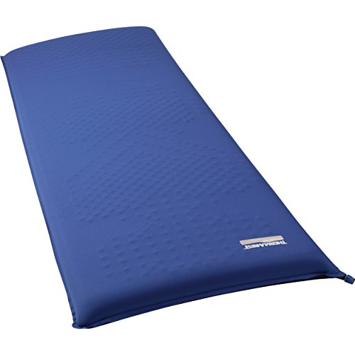 Therm-a-Rest Luxury Map sleeping pad with pressure mapping technology.