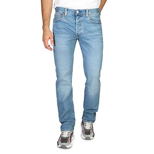 Levi's Herren 501 Original Jeans, Ironwood Overt, 32W / 34L