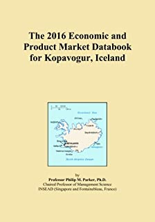The 2016 Economic and Product Market Databook for Kopavogur, Iceland