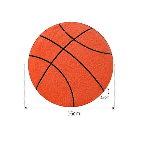 YUANZU Haustier Hund Frisbee Basketball Fußball Rugby Spielzeug Haustier Interaktive Frisbee Basket Ball