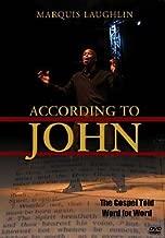 According to John; John's Gospel Live