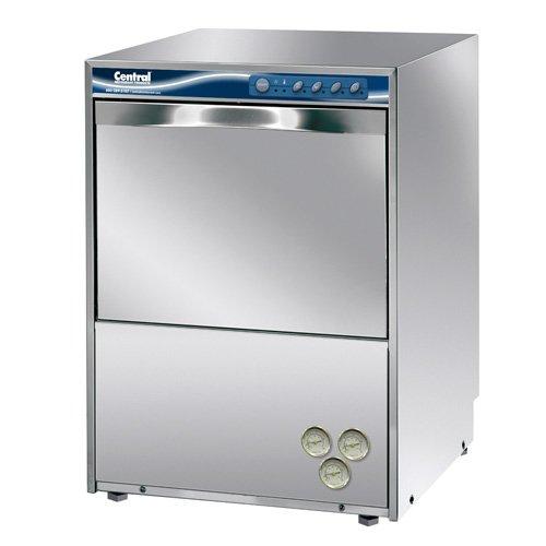 Undercounter Stainless Steel Sanitizing Dishwasher, High Temperature