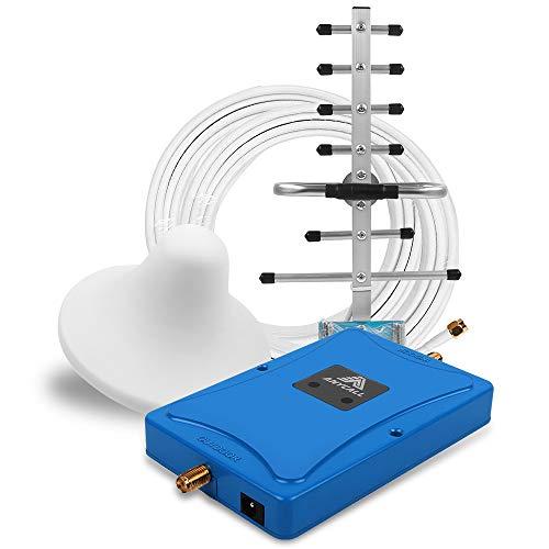 ANYCALL GSM LTE Signalverstärker für T-Mobile Vodafone 900/2600MHz Handy Repeater 2G 4G Verstärker, Besser Anruf und Netzwerk