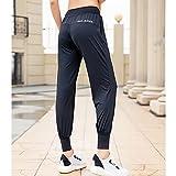 YSDSBM High Stretch Haremshose Frauen Fitness lose atmungsaktive Joggerhose Workout Sport Yoga Hose...