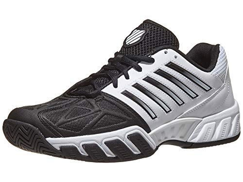 K-Swiss Performance Bigshot Light 3, Zapatillas de Tenis para Hombre, Blanco (White/Black 129M), 49 EU