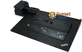 IBM Lenovo ThinkPad Mini Dock Series 3 4337 433710U 4337-10U Docking Station L412, L512, L420, L520 T400s, T410, T410i, T410s, T410si, T420, T420s, T510, T510i T520 X220 NO KEY Unlocked