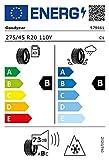 Gomme Goodyear Vector 4seasons g3 suv 275 45 R20 110Y TL 4 stagioni per Fuoristrada