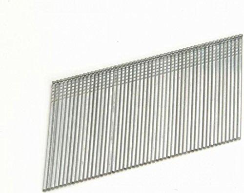 Dewalt DT9904-QZ Nägel 2500 Stück Stauchkopf verzinkt 20° 1,6 x 63 mm für DC610, DC618