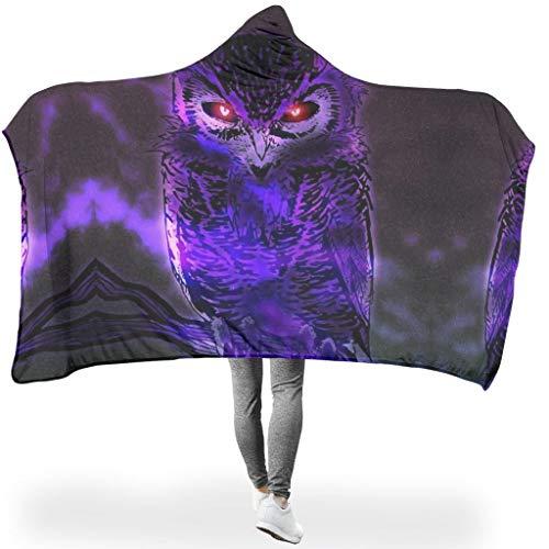 Mentmate Store Sudaderas con capucha en dos tamaños, ropa de ocio, estilo hippie, para ver la televisión, regalo blanco, 150 x 200 cm