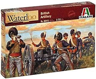 Italeri 1:72 - British Artillery