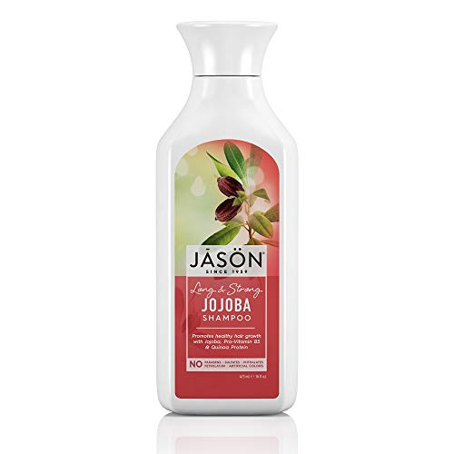 Jasons Natural Organic Jojobo Shampoo, 480ml