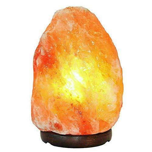 20-25 Kg Healing IONES - Lámpara terapéutica de sal de roca natural del Himalaya/naranja (20-25 KG 60-70 cm)