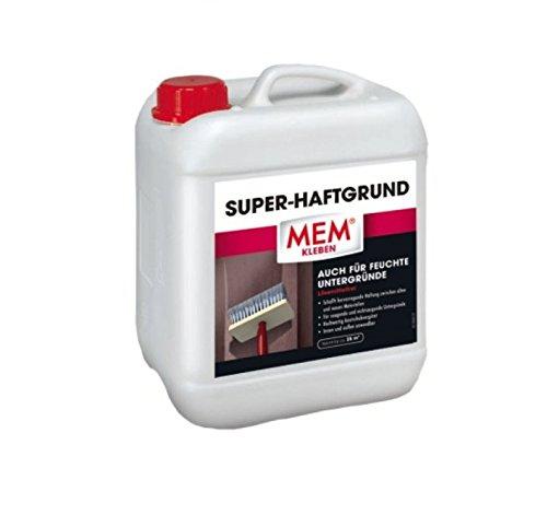 MEM Super-Haftgrund 20 Liter **Spar-Set**