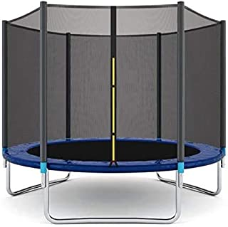 XIANGYU Trampoline, High Quality Kids Outdoor Trampolines Jump Bed With Safety Enclosure Exercise Fitness Equipment - Genu...