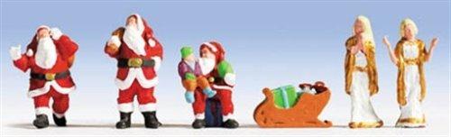 Noch 15920 - Weihnachtsfiguren