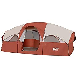 Image of CAMPROS Tent-8-Person-...: Bestviewsreviews