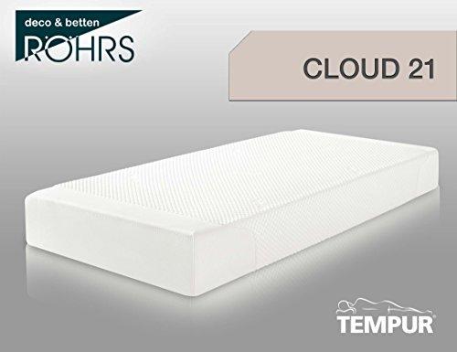 Tempur - Materasso Cloud 21, Dimensioni 90 x 220 cm