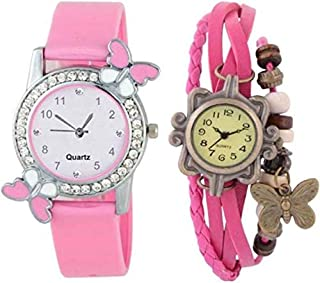 d3977b7feb179 paper cut Combo Watch New Beautiful Collection Kids and Girls Watch - for  Girls