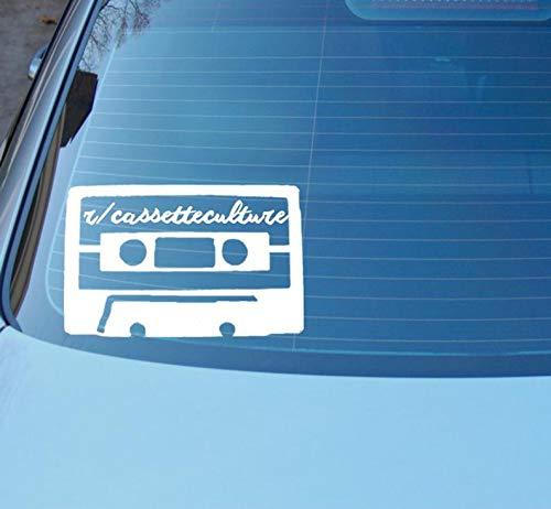 CLIFFBENNETT Cliffbennet r/cassetteculture sub Reddit Auto- oder Laptop-Vinyl-Aufkleber