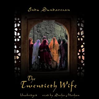 The Twentieth Wife cover art