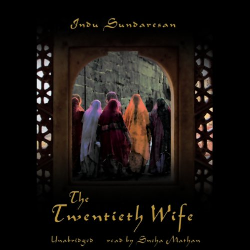 The Twentieth Wife  Audiolibri