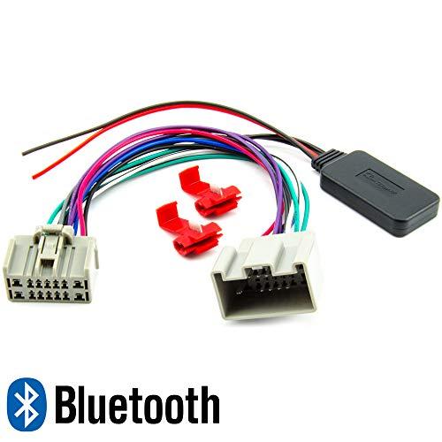 Watermark WM-BT32 Bluetooth Adapter für Volvo C30 C70 XC70 XC90 S40 S60 S80 V50 V70 MP3 Musik-Streaming Bluetooth-Nachrüstung Kfz