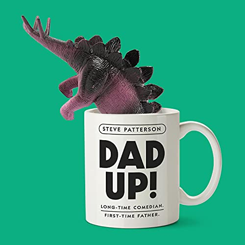 Dad Up! Audiobook By Steve Patterson cover art