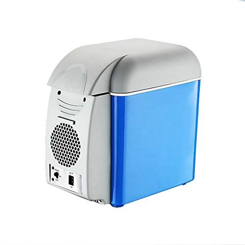 Kompressor Kühlbox 7.5L Mini Tragbare Kühlschränke Elektrische Kühlbox/Heizbox, Für Auto Auto Home Office Outdoor Picknick Reise