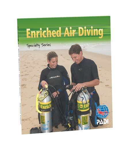 Padi Manual 71450CZ Enriched Air Diver (Czech)