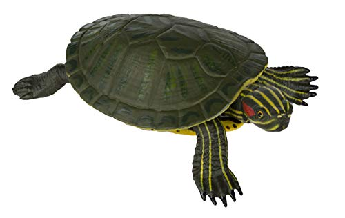 Safari Ltd Incredible Creatures Red-Eared Slider Turtle