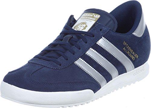 adidas, Beckenbauer - Zapatillas Deportivas para Hombre Azul Size: 42 2/3 EU