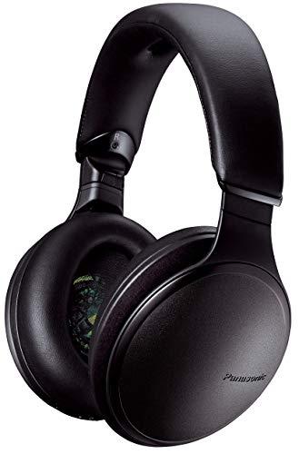 パナソニック 密閉型ヘッドホン ワイヤレス ハイレゾ音源対応 ノイズキャンセリング ブラック RP-HD610N-K